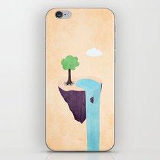 Floating Island iPhone Skin