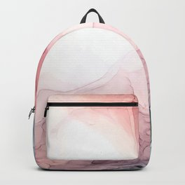 Blush and Blue Dream 1: Original painting Backpack