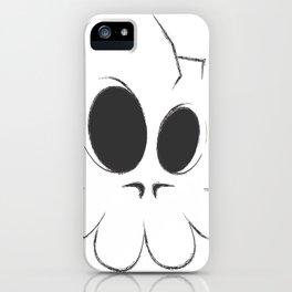 Cracked Skull iPhone Case