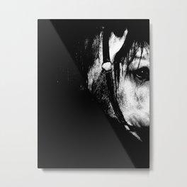 A look a trotter Metal Print