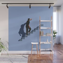 How's it going to end ? Wall Mural