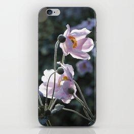 Bokeh Outline Bloom iPhone Skin