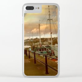 The Harbourside Clear iPhone Case