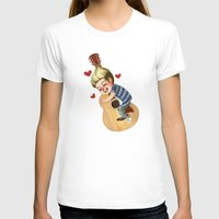 niall T-shirts featuring Niall LOVE by . . x