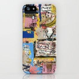 Emprender iPhone Case