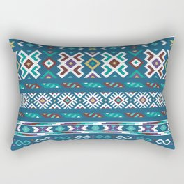 Winter story Rectangular Pillow