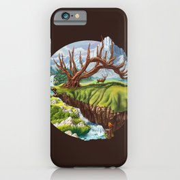 Father Deer iPhone Case