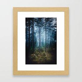 Always Here Framed Art Print