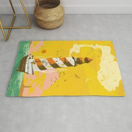 LIGHTHOUSE SHIP Rug