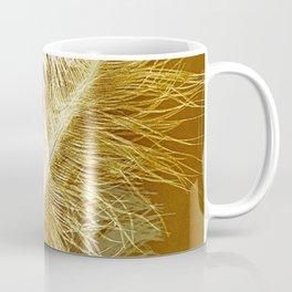 Golden Ostrich Coffee Mug