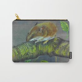 Field mouse illustration Carry-All Pouch