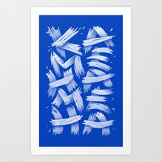 KAMEHAMEHA Art Print