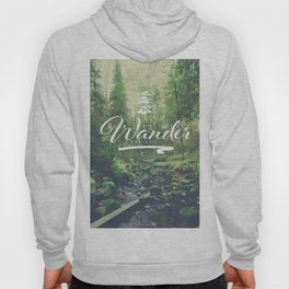 Mountain of solitude - text version Hoody
