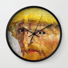 Vincent Van Gogh #09 Wall Clock