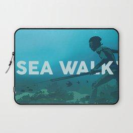 Sea Walkers Laptop Sleeve