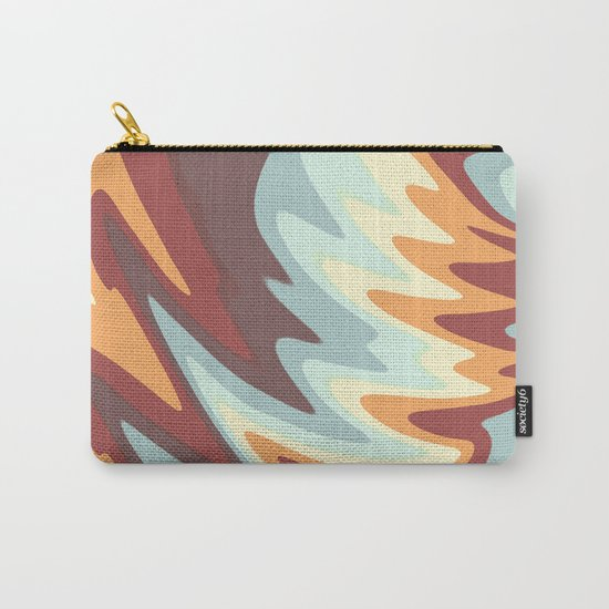 Abstract painting 155 Carry-All Pouch