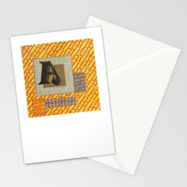Alpha-Numero: A Stationery Cards