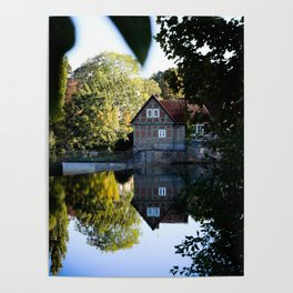 Former lock keeper's house Poster