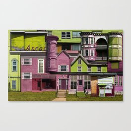 cochineal Canvas Print