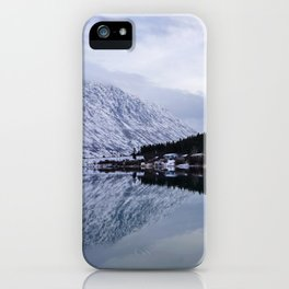 Reflective Contrast iPhone Case