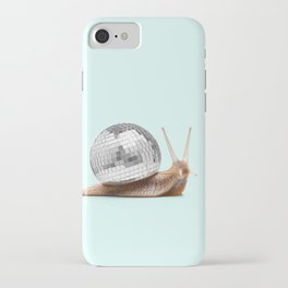 DISCO SNAIL iPhone Case