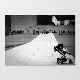 MisTaken Canvas Print
