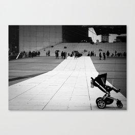 MisTaken Canvas Print