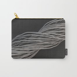 Twisted aluminum wires Carry-All Pouch