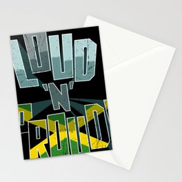 Jamaica Pride Loud N Proud Stationery Cards