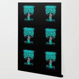 Nervous Human Xray Wallpaper
