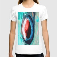 iris T-shirts featuring Iris by Lior Blum