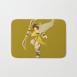 Pit(Smash)Gold Bath Mat