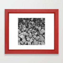 Mychal  Framed Art Print