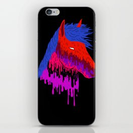 The Psychedelic Melt iPhone Skin