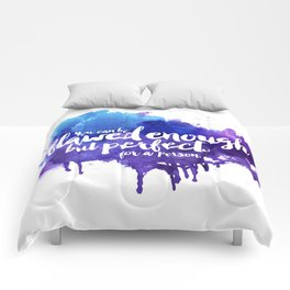 Perfect For A Person Comforters