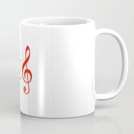 ...and music Coffee Mug