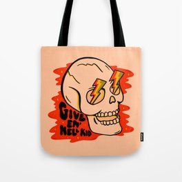Give 'Em Hell Tote Bag