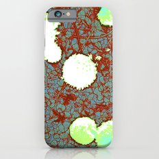 Enchanted Flowers Slim Case iPhone 6s