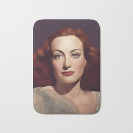 Joan Crawford, Hollywood Legend Bath Mat