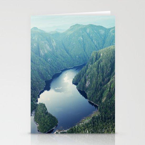 Revillagigedo Island Stationery Cards