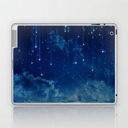 Falling stars I Laptop & iPad Skin