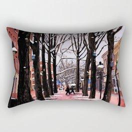 Two bi Two, C-ville, VA Rectangular Pillow