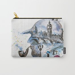 Mr. Sherlock Carry-All Pouch
