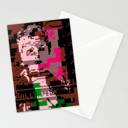 Elizabeth Sporting Liquid Petticoat Stationery Cards