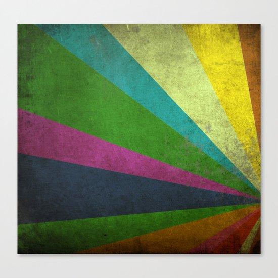 grunge retro background  Canvas Print