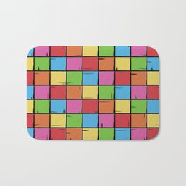Color Boxes Bath Mat