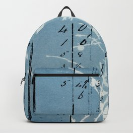 Floral Calculations Backpack