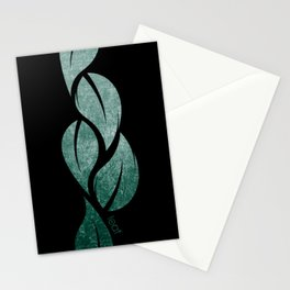falling leaves II Stationery Cards