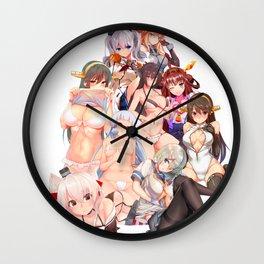 Kantai Collection Wall Clock