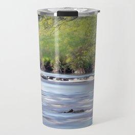 Peninver Riverbank. Travel Mug